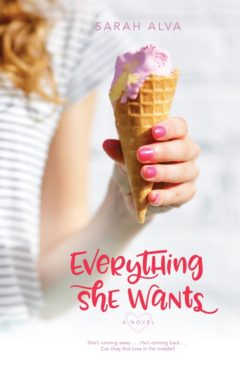 Everything She Wants COVERWEB